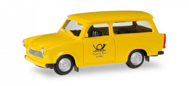 Herpa 093095 Trabant 601 Deutsche Post