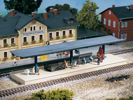 Auhagen 13312 Bahnsteig
