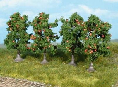 Heki 1961 Apfelbäume