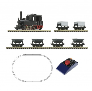 Roco 31035 H0e Feldbahn Start Set