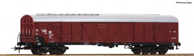 Roco 76553 Gedeckter Güterwagen der DR