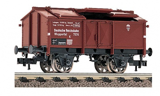 Fleischmann 5213 Klappdeckelwagen DRG