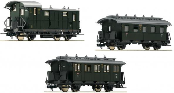 Fleischmann 481805 Nebenbahnzug