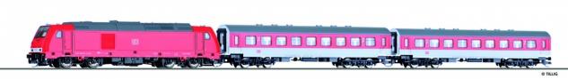 Tillig 01437 Startset mit Personenzug