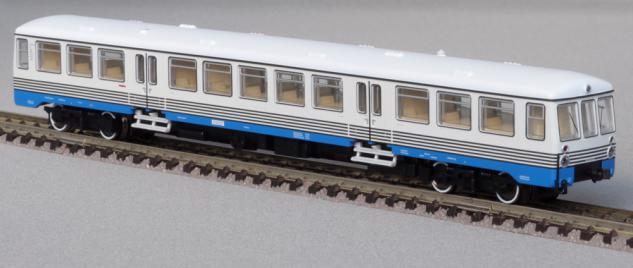 Kres N1733 Schienenbus BR 173 001 der DR - Vorschau 1