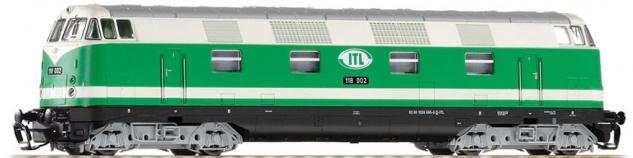 Piko 47282 Diesellok BR 118 ITL