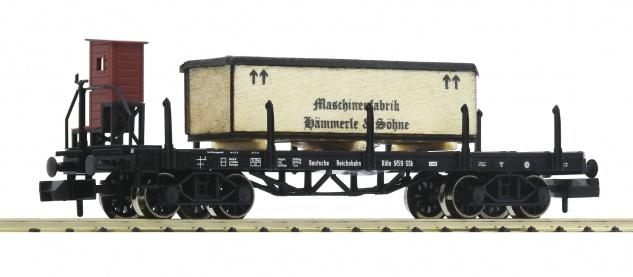 Fleischmann 828506 Rungenwagen DRG