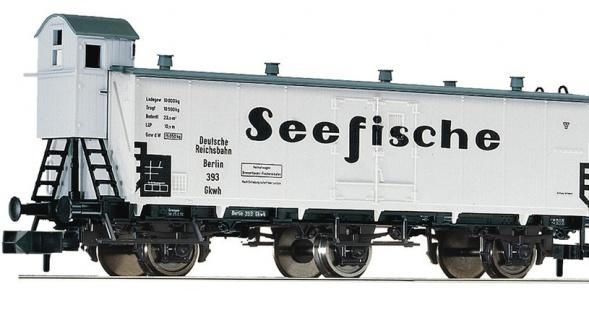 Fleischmann 881810-3 Kühlwagen der DRG