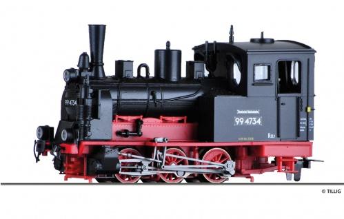 Tillig 02995 Schmalspur-Dampflok BR 99.5