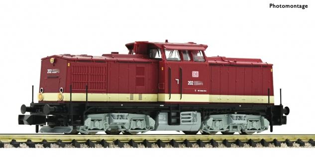 Fleischmann 721012 Diesellok BR 202 DBAG