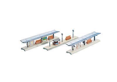 Faller 222119 3 Bahnsteige - Vorschau 1