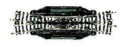 Fleischmann 22246 Doppelkreuzweiche