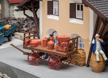 Pola 331610 Gepäckwagen