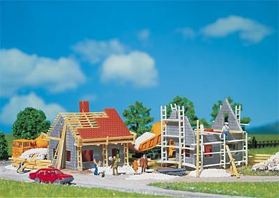 Faller 232223 2 Häuschen im Bau