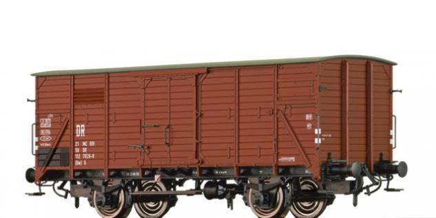 Brawa 67444 Güterwagen G10 der DR