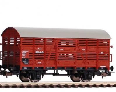 Piko 58367 Viehverschlagwagen der DR