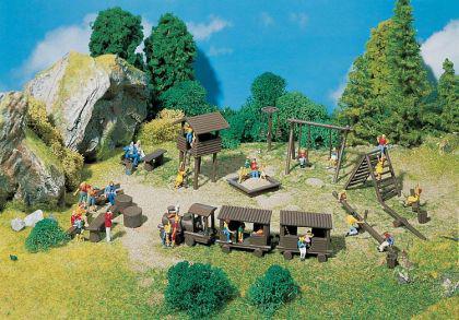 Faller 272568 Abenteuer-Spielplatz - Vorschau 2