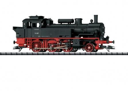 Trix 22550 Dampflok BR 74 DB mit Sound