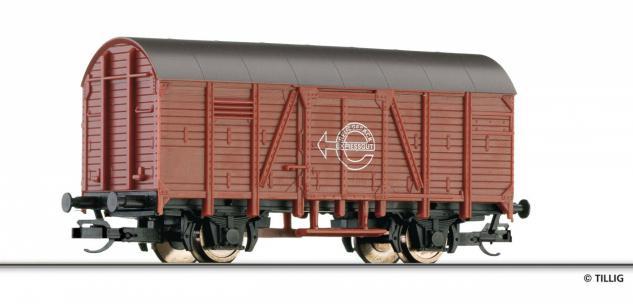 Tillig 14117 Gedeckter Güterwagen Expressgut