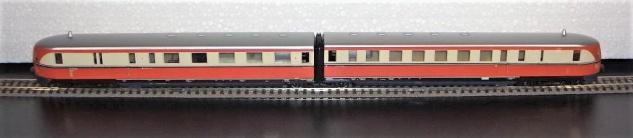 DDR-Piko Schnelltriebwagen SVT 137