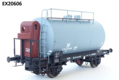 Exact Train EX20606 Kesselwagen der DR
