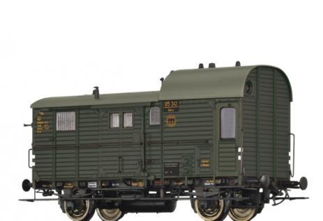 Brawa 49401 Güterzuggepäckwagen DRG