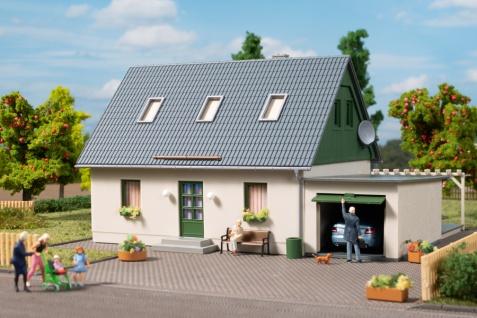 Auhagen 11454 Einfamilienhaus mit Garage