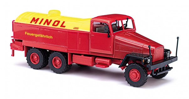 Busch 51553 IFA G5 LKW Minol Tankwagen