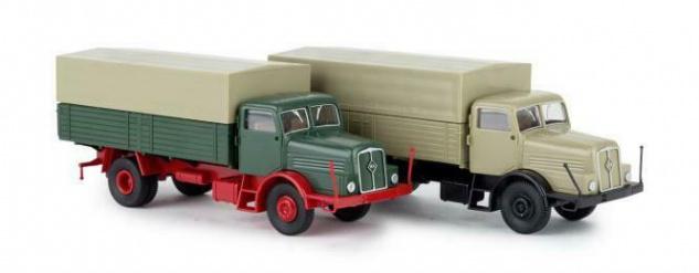 Brekina 71023 IFA H6 Lastkraftwagen