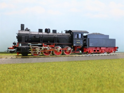 DDR Piko Dampflok BR 55 der DRG