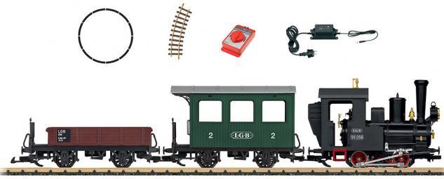 LBG 70502 Gartenbahn Startpackung