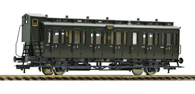 Fleischmann 507103 Abteilwagen DRG