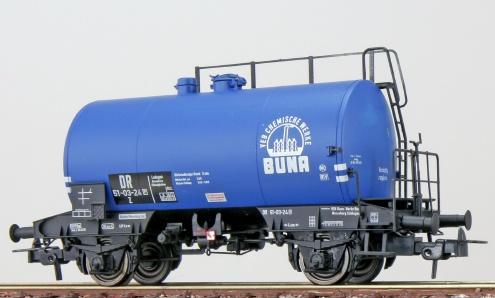 ESU 36209 Kesselwagen Deutz DR BUNA
