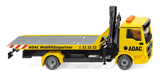 Wiking 063607 ADAC Abschleppwagen