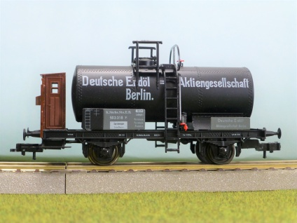 Fleischmann 5836 Kesselwagen Erdöl