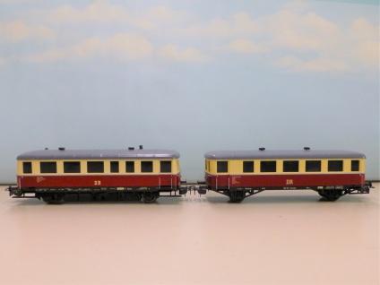 Ddr Piko 5/6100 Triebwagen Vt 135 Dr - Vorschau 1