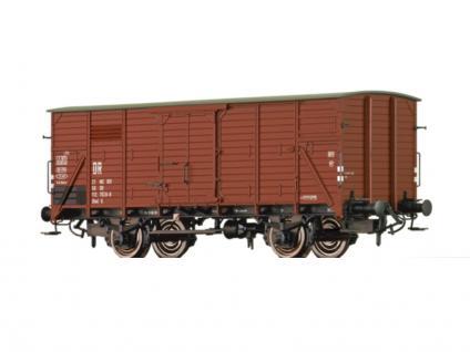 Brawa 67434 Güterwagen G10 der DR