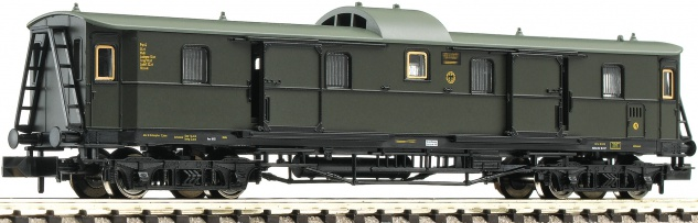 Fleischmann 804002 Gepäckwagen der DRG