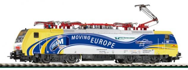 Piko 57468 Ellok BR 189 Rail Traction Company