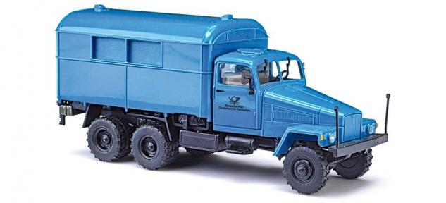 Busch 51572 IFA G5 LKW Blaue Post