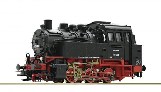 Roco 63338 Dampflok BR 80 der DB - Vorschau 1