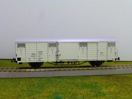 Exact Train EX20473 Kühlwagen Gbs der DR
