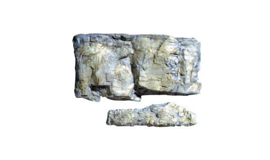 Woodland C1239 Gießform Schichtgestein