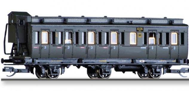 Tillig 01815 Abteilwagen der DRG