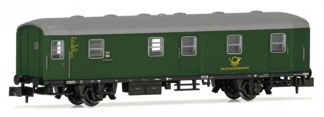 Arnold HN4258 Bahnpostwagen DBP