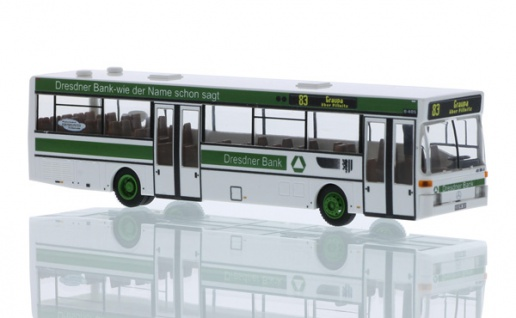 Rietze 71840 Dresdner Bank Bus der DVB