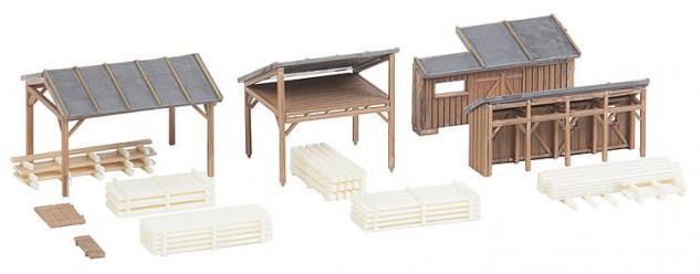 Faller 232373 Holzlagerschuppen