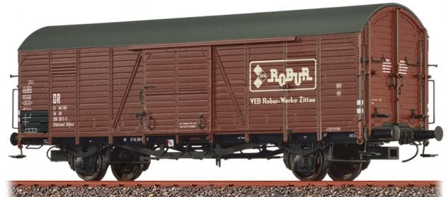 Brawa 48746 Güterwagen Robur der DR