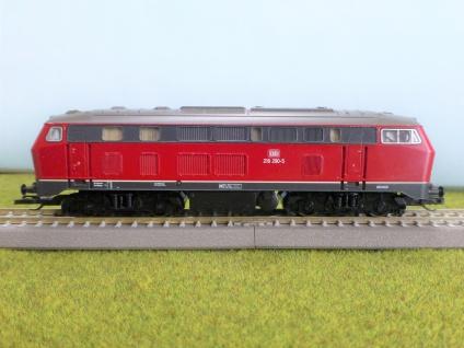 Tillig TT Diesellok BR 218 der DB