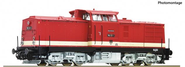 Roco 73759 Diesellok BR 112 der DR
